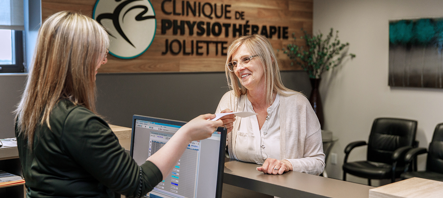 Clinique de physiothepie de Joliette
